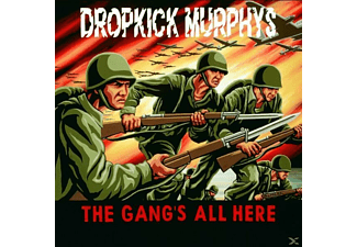 Dropkick Murphys - The Gang's All Here - (CD)