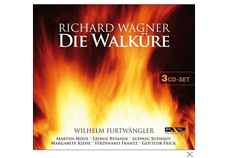 VARIOUS - Die Walküre (Valkyrie) [CD]