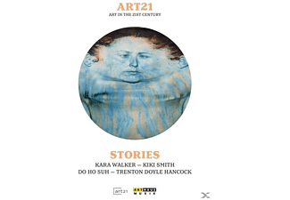 Susan Rothenberg, Mike Kelley, Hiroshi Sugimoto, J - Stories-Art in the 21st Century - (DVD)