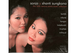 Sonja Sungkono, Shanti Sungkono, Sungkono,Sonja/Sungkono,Shanti - The 20 The Century Piano Duets Collection - (CD)