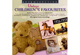 VARIOUS - Vintage Children's Favourites - (CD)
