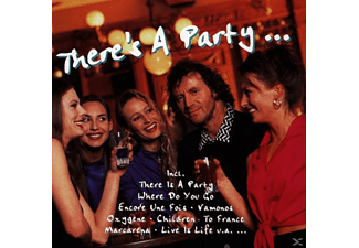 Franz Lambert - There's A Party - (CD)