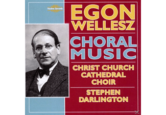 Christ Church Cathedral Choir/Darlington - Choral Music - (CD)
