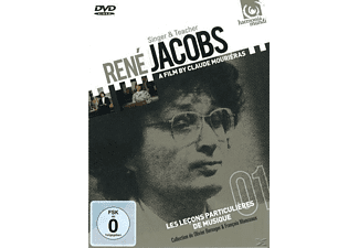 VARIOUS - Rene Jacobs-Singer & Teacher - (CD)