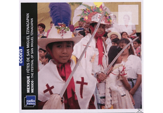 VARIOUS - Mexico.the Festival of San Miguel - (CD)