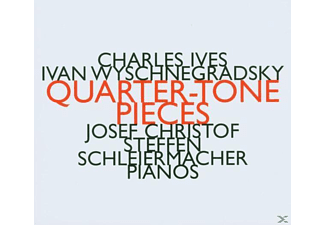 Steffen Schleiermacher - QUARTER-TONE PIECES - (CD)