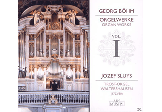 Jozef Sluys (orgel Thueringen), Sluys Jozef - Orgelwerke Vol.1 - (CD)