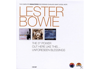 VARIOUS - Lester Bowie [Box-set] - (CD)