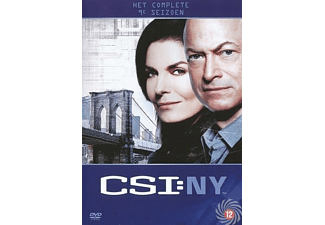 CSI: New York - Seizoen 9 | DVD