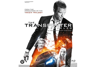 Transporter Refueled | Blu-ray