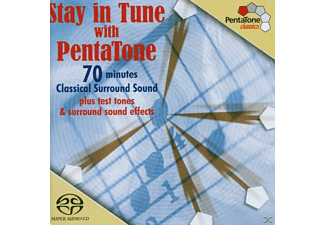 VARIOUS - Stay In Tune With Pentatone - (CD)