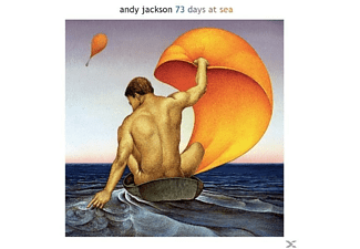 Andy Jackson - 73 Days At Sea [CD + DVD Video]