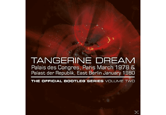 Tangerine Dream - Official Bootleg Series 2 [CD]