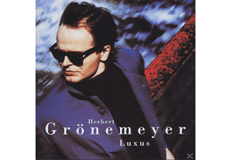 Herbert Grönemeyer - Luxus (English Version) [CD]
