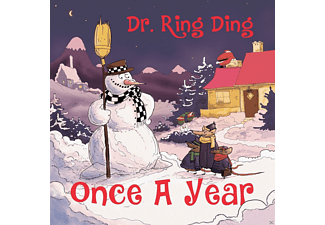 Dr. Ring-Ding - Once A Year - (CD)