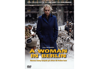 A Woman in Berlin Drama DVD
