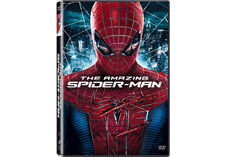 The Amazing Spider-Man Action DVD