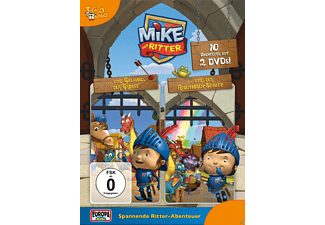 Der Ritter Mike - Vol. 1 & 2 - (DVD)