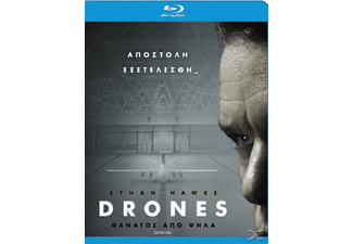 Drones: Θάνατος από Ψηλά Blu-ray