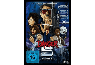 Danger 5 - (DVD)