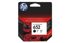 HEWLETT PACKARD 652 Black - (F6V25AE)