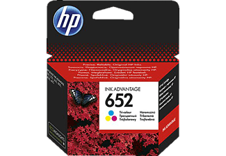 HP 652 Tri-color - (F6V24A)