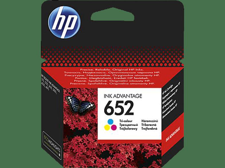 HEWLETT PACKARD 652 Tri-color - (F6V24A) laptop  tablet  computing  εκτύπωση   μελάνια μελάνια  toner