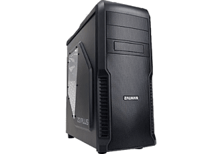 ZALMAN Z3-Plus USB 3.0 Siyah ATX Midi Tower Kasa