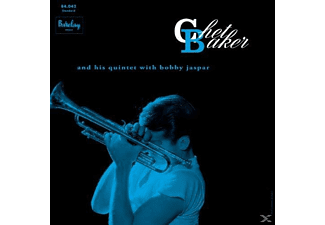 Chet Backer - Chet Baker And His Quintet With Bobby Jaspa - (Vinyl)