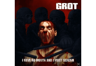 Grot - Tales From A Blackened Horde [CD]