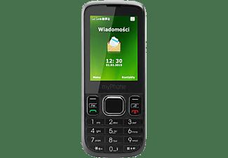 MYPHONE 6300 fekete kártyafüggetlen mobiltelefon - Media Markt online  vásárlás 2e41d5bda8