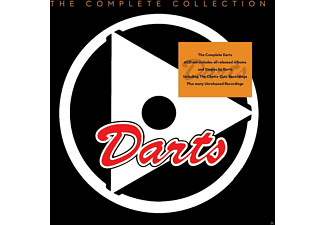 Darts - The Complete Collection - (CD)