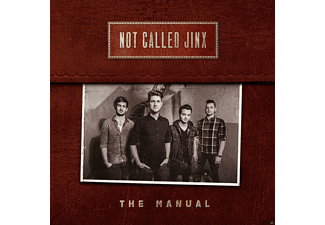 Not Called Jinx - The Manual - (CD)