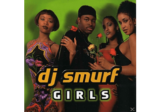 Dj Smurf - Girls - (CD)