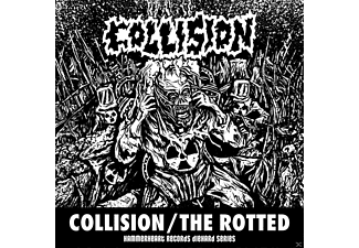"Collision, The Rotted - 7-Split - Limited Edition (Vinyl EP (12""))"