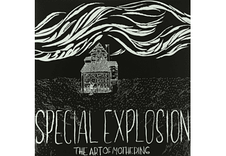 Special Explosion - The Art Of Mothering (Clear) - (Vinyl)