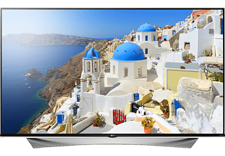 LG 55UF9509, 139 cm (55 Zoll), UHD 4K, 3D, LED TV, DVB-T, DVB-T2, DVB-C, DVB-S, DVB-S2, WebOS 2.0, inkl. 3 Monate Sky Starter Paket + 3 x Sky Supersport Tagesticket
