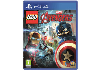LEGO Marvel's Avengers | PlayStation 4