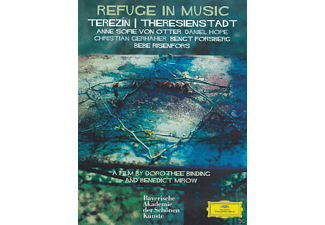 Refuge In Music: Terezín / Theresienstadt - (DVD)