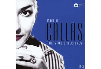 Maria Callas - Studio Recitals [CD]
