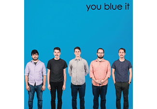 "You Blew It - You Blue It! (Blue Vinyl 10"") - (EP (analog))"