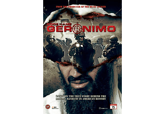 Code Name Geronimo Action DVD