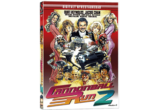 Cannonball Run 2 Komedi DVD