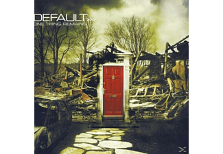 Default - One Thing Remains - (CD)