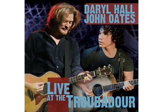 Oates - Live At The Troubadour 2008 - (CD + DVD Video)