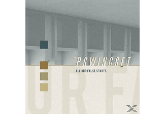 Pswingset - All Our False Starts - (Vinyl)