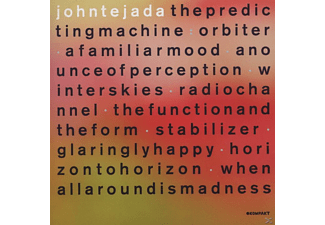 John Tejada - The Predicting Machine - (CD)