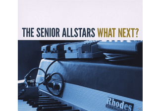 The Senior Allstars - What Next? - (CD)