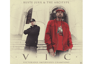 Ruste Juxx, The Arcitype - V.I.C. - (CD)