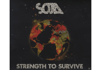 Soja - Strength To Survive (Expanded Edition) - (CD)